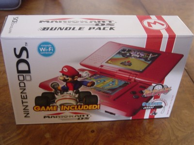 Red DS Bundle Pack