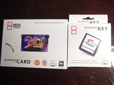 Supercard and Superkey